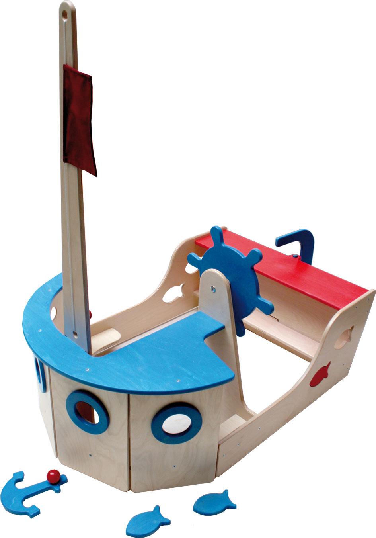 Spielmobil Fischkutter