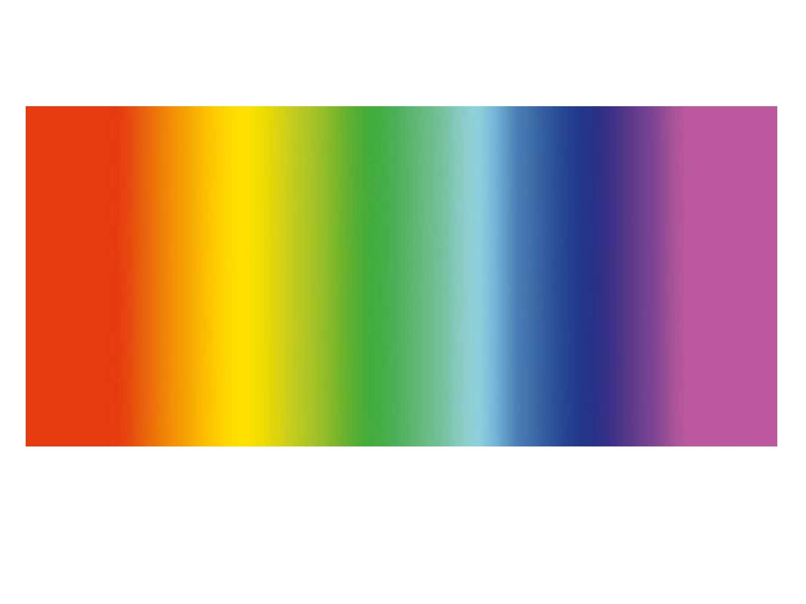 Regenbogen-Fotokarton 10 Bogen