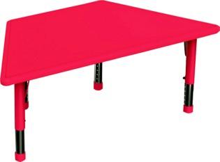 Tisch Trapez 120 x 60 cm