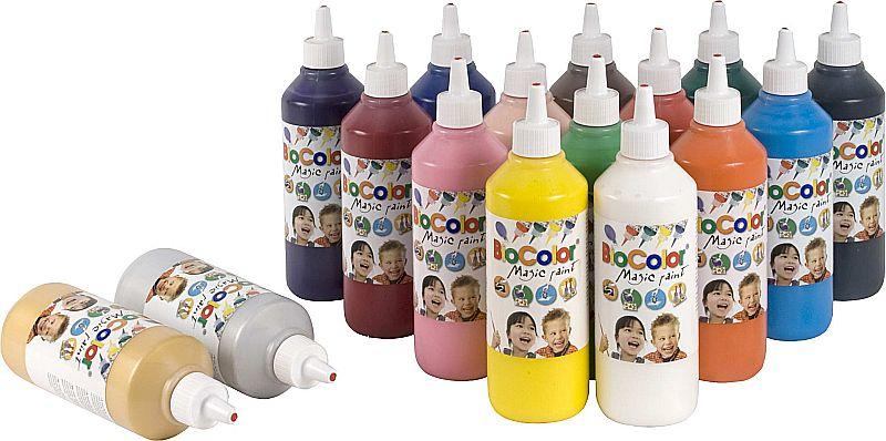 Magic Paint Zauberfarbe, Einzelfarbe 500 ml Magic Paint Zauberfarbe