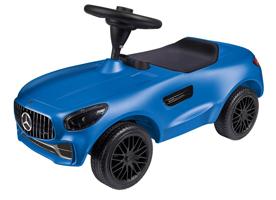 Bobby-Car Mercedes-Benz AMG GT blau