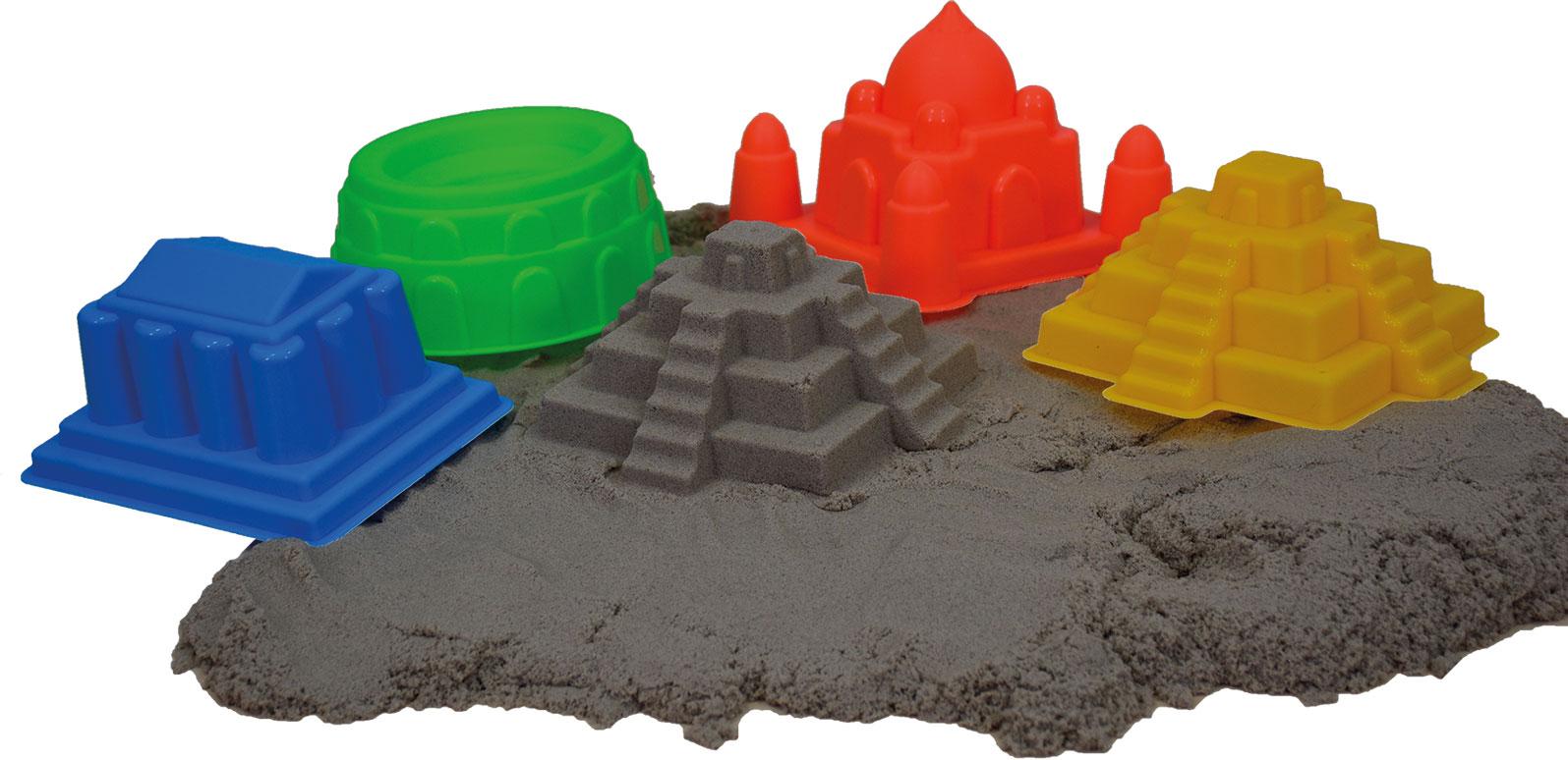 Sandformset Monumente