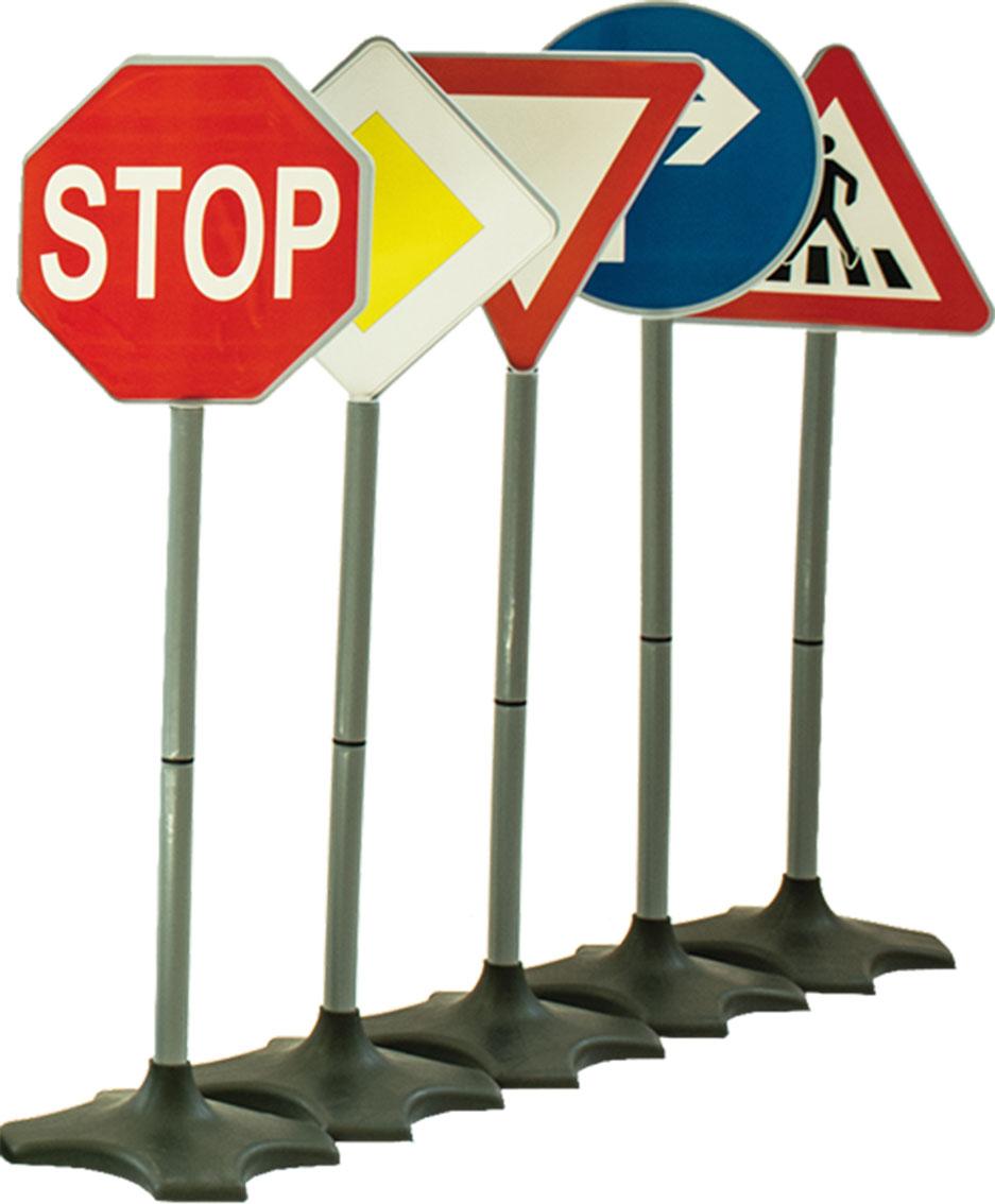 Verkehrsschilder-Set  A Verkehrsschilder Set A