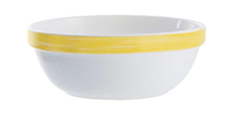 """Schale Ø 17cm, Hartglas./ Opalgeschirr """"Brush"""""""
