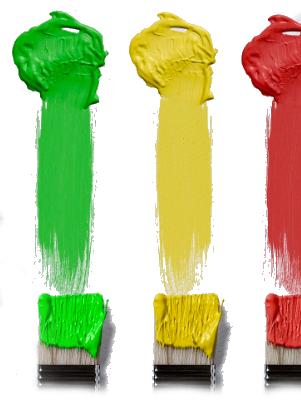 Mega-Einkaufsparadies Farben, Stifte & Pinsel
