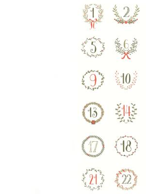 Mega-Einkaufsparadies Adventskalender