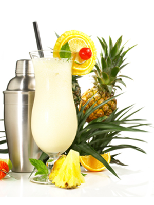 Mega-Einkaufsparadies Cocktails