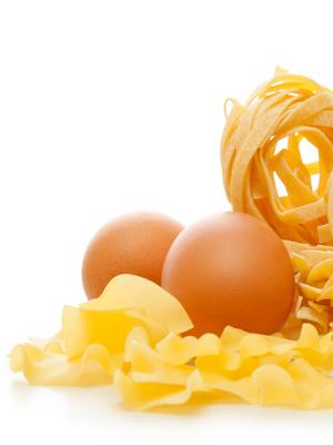 Mega-Einkaufsparadies Eiernudeln