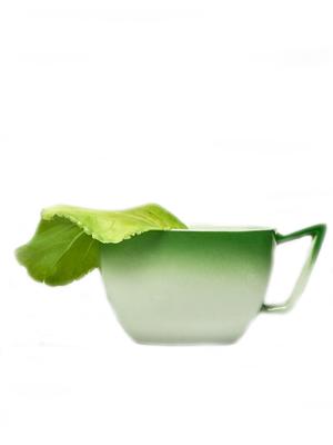 Mega-Einkaufsparadies Grüner Tee