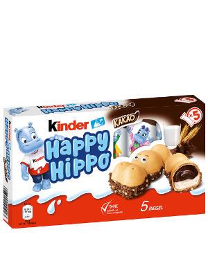Mega-Einkaufsparadies Kinder Happy Hippo