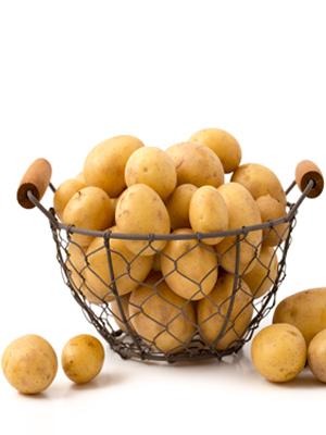 Mega-Einkaufsparadies Kartoffel-Produkte