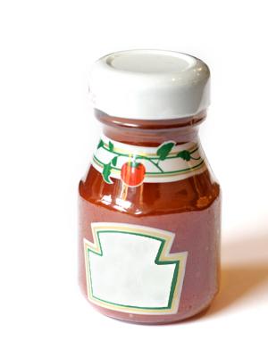 Mega-Einkaufsparadies Ketchup