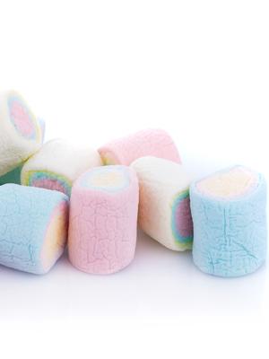 Mega-Einkaufsparadies Marshmellows