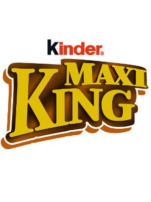 Mega-Einkaufsparadies Kinder Maxi King