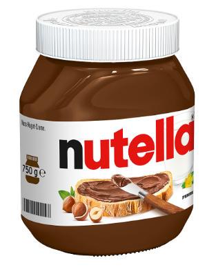 Mega-Einkaufsparadies Nutella