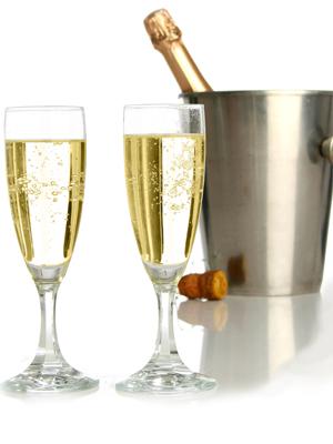 Mega-Einkaufsparadies Champagner