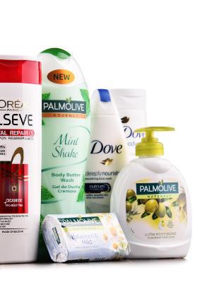 Mega-Einkaufsparadies Shampoo