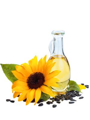 Mega-Einkaufsparadies Sonnenblumenöl