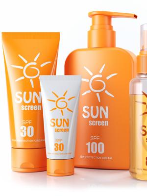 Mega-Einkaufsparadies Sonnenschutz