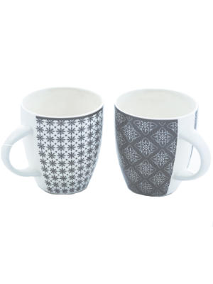 Mega-Einkaufsparadies Tassen