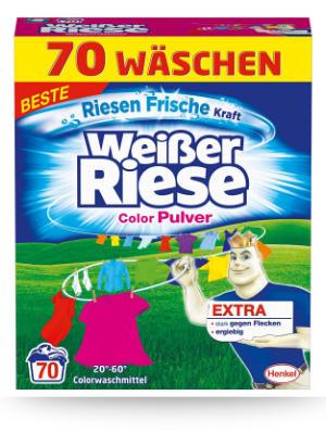 Mega-Einkaufsparadies Waschpulver
