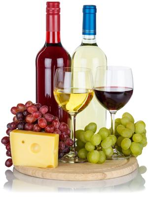 Mega-Einkaufsparadies Rotwein