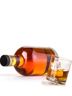 Mega-Einkaufsparadies Whiskey