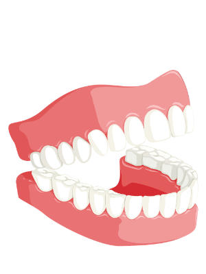 Mega-Einkaufsparadies Zahnpflege