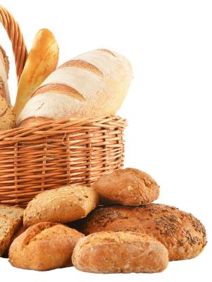 Mega-Einkaufsparadies Brot und Backwaren