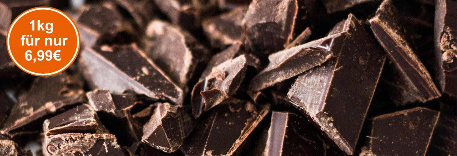 Unser Lindt Schokoladen Bruchbeutel
