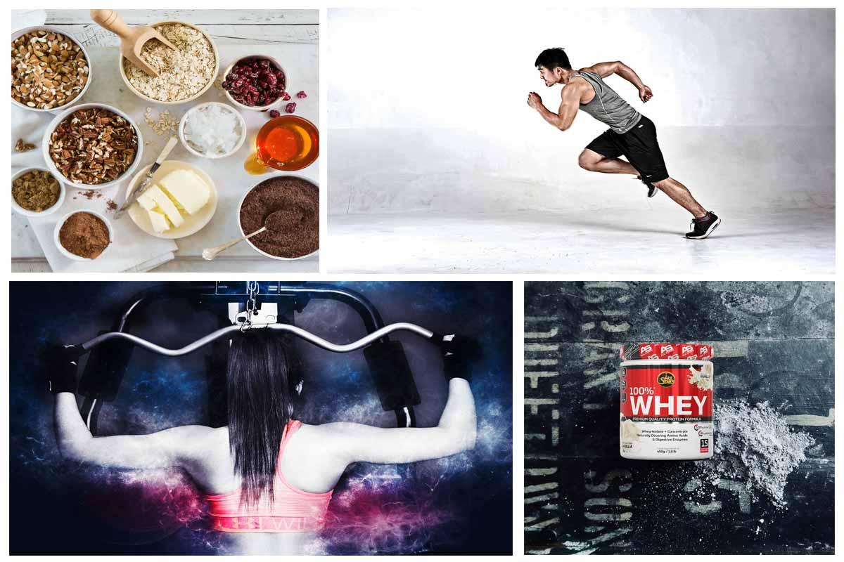 Sport & Gesund