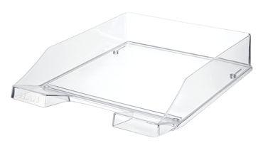 Briefablage transparent glasklar