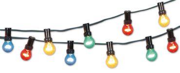 Auen-Lichterkette
