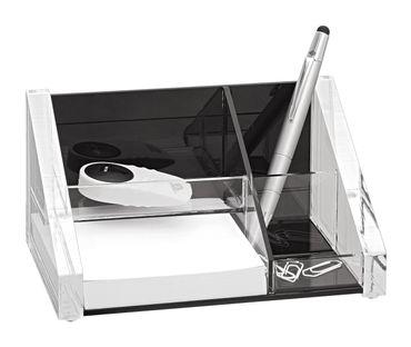 Acryl Butler incl. Zettelbox 150 Bl.