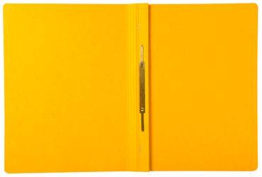 Schnellhefter Iderama gelb DIN A4