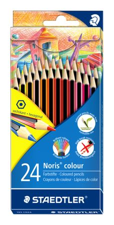 Farbstifte Noris colour 24