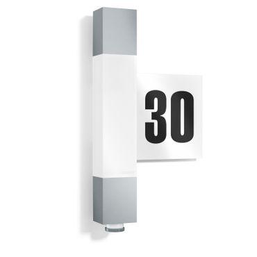 L 630 LED Aussenleuchte silber