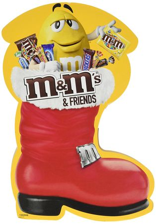 m&m's Friends Weihnachts-Mix 182g