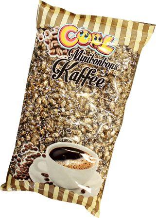 Cool Mini Bonbons Kaffee 3000g