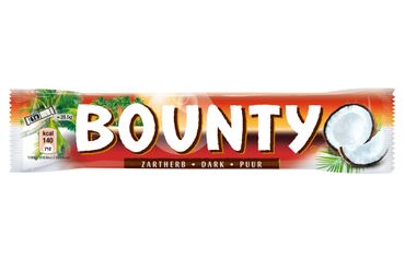 Bounty Zartherb 2er Riegel