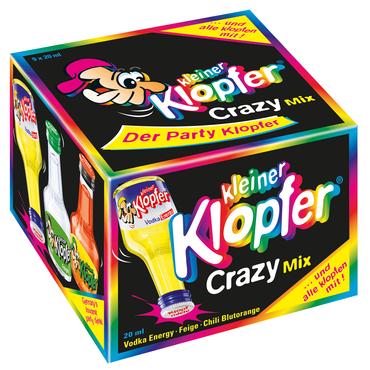 Kleiner Klopfer Crazy Mix