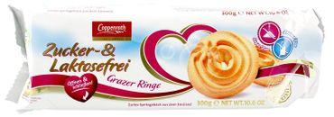 Coppenrath Grazer Ringe Zucker - und Laktosefrei