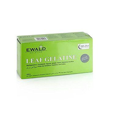 Blatt Gelatine Rind, 1 kg, (Halal)