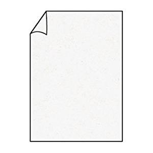 Briefblaetter Paperado marb. white A4