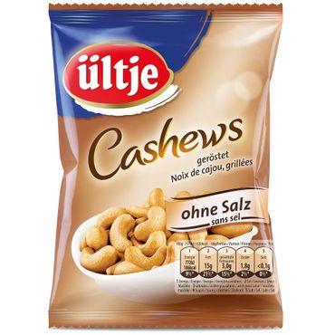 Ültje Cashewkerne ölgeröstet o.Salz 150g