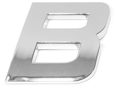 "3D-CAR Logo Buchstabe ""B"""