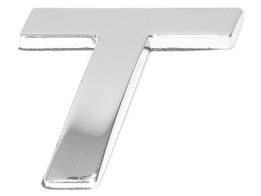 """3D-CAR Logo Buchstabe """"T"""""""