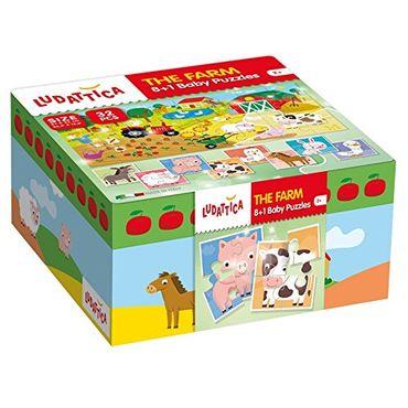 Baby Puzzle Farm 81
