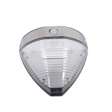 LED Solarwandleuchte m. Sensor