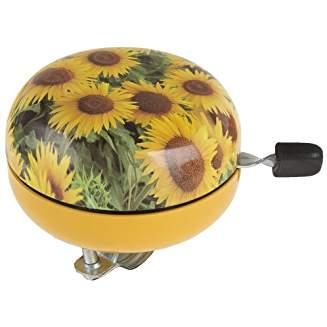 Fahrradglocke 2-Klang Sonnenblume